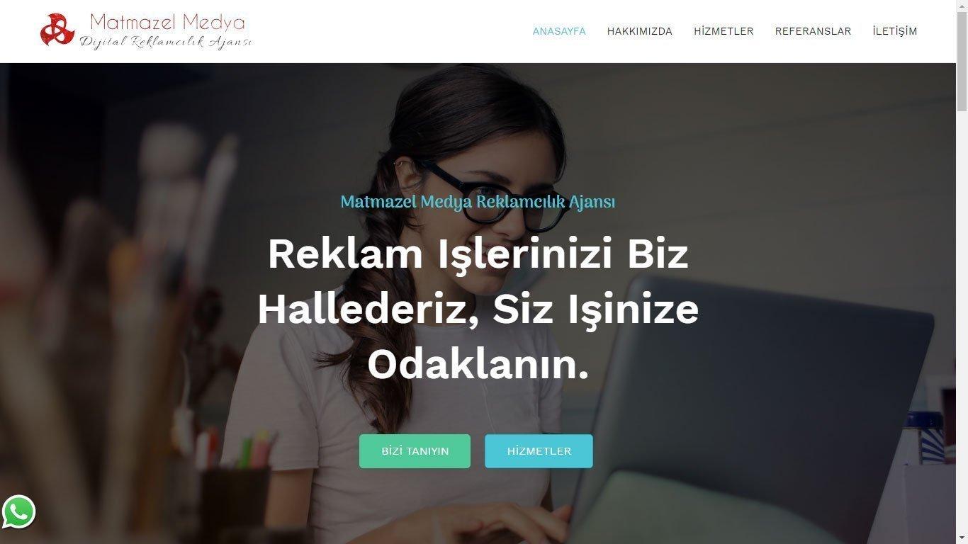 Tema 22 - Uygun Fiyatlı Web Sitesi - Hızlı web