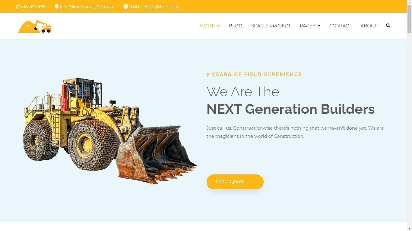 Tema 6 - Uygun fiyatlı kurumsal web tasarım